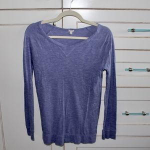 Periwinkle Long Sleeve T